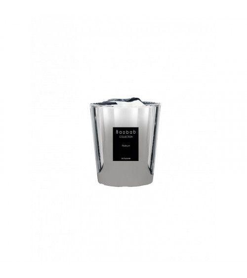 Bougie Mini Max Baobab Platinum
