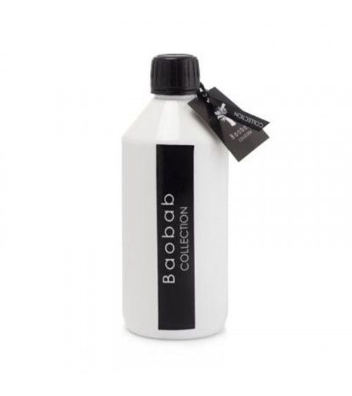 Recharge Diffuseur Baobab Lodge Fragrances Pearls Black 500 ml