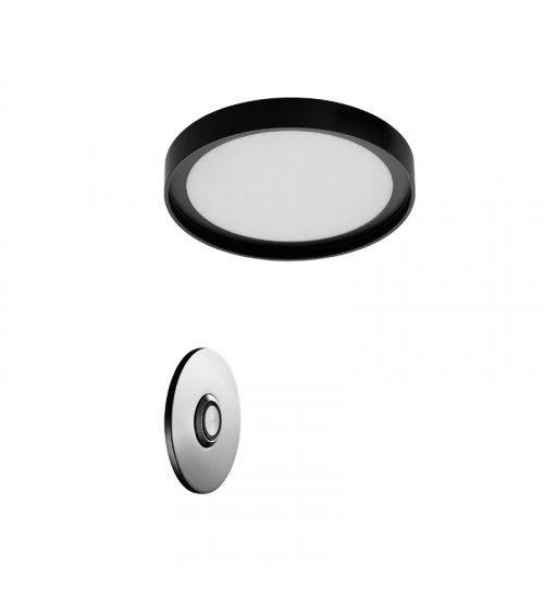 Lampe LED RGB avec bouton rond Ninfea Aquaelite 160 mm