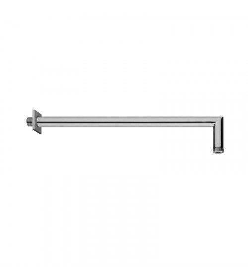 Bras de douche Metal 316 Aquaelite 23 mm acier brossé