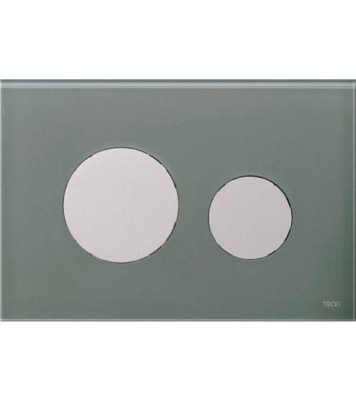 Facade verre gris bleute - TECEloop Designed