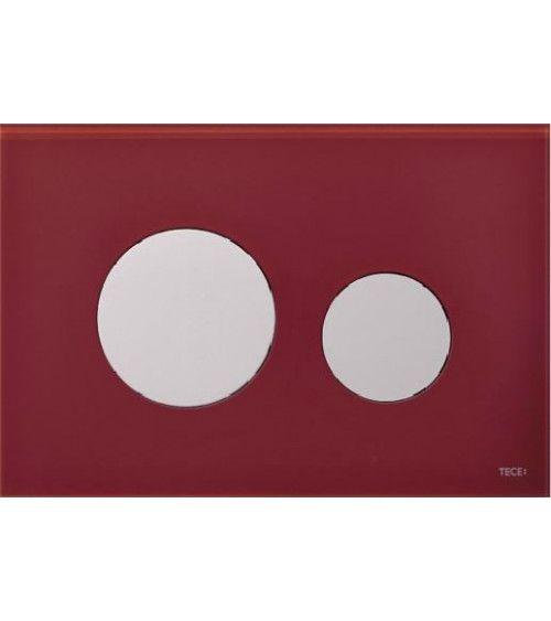 Facade verre rubis - TECEloop Designed
