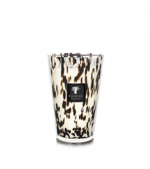 Bougie Max 35 Baobab Pearls Black