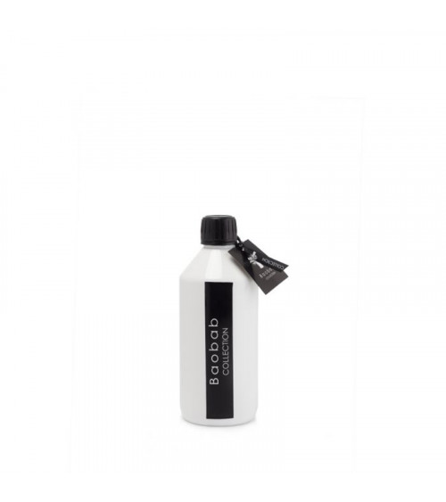 Recharge 500 ml Diffuseur Baobab Pearls Black