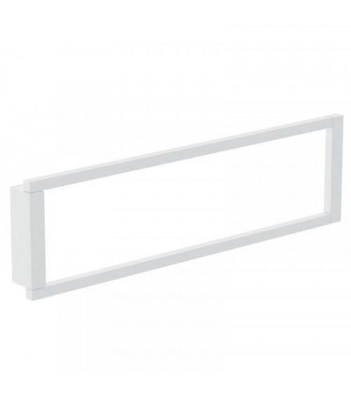 Porte-serviette pivotant The Grid Cosmic blanc mat