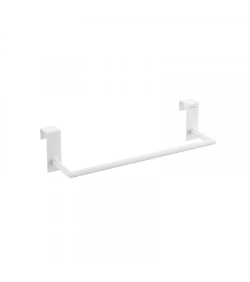 Porte-serviette Stick Bath + by Cosmic blanc mat longueur 28 cm