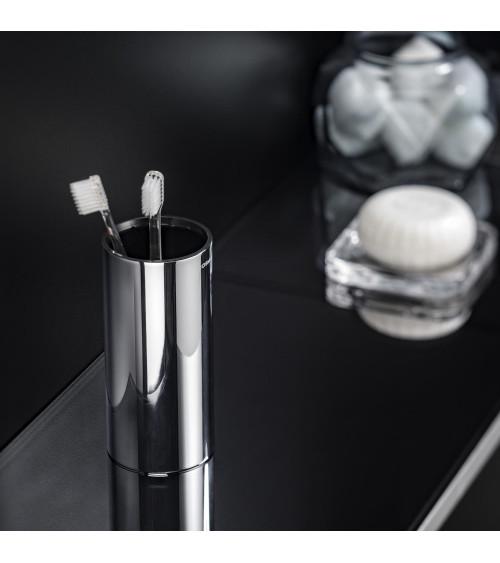 Porte-brosse à dents à poser Architect Cosmic chromé