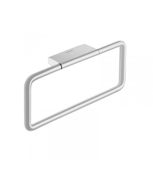 Porte-serviette anneau Project Cosmic chromé 30 cm