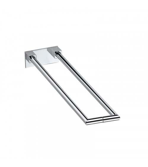 Porte-serviette latéral Metric Pomd'or chromé