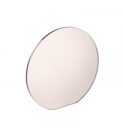 Miroir à poser rond Mirage Pomd'or bronze