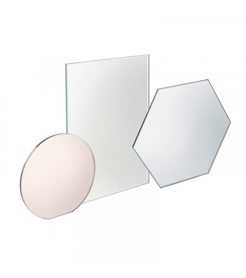 Ensemble de 3 miroirs pour étagère Mirage Pomd'or