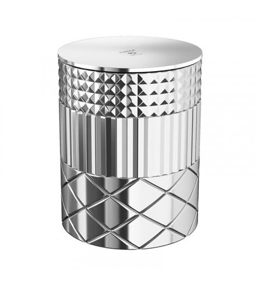Boîte à bijoux Mirage Pomd'or chromé