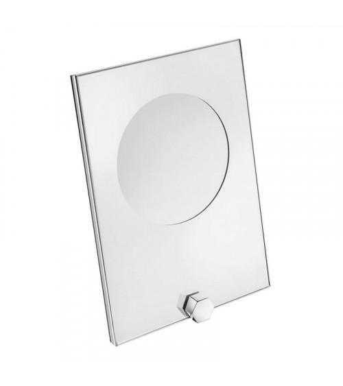 Miroir grossissant à poser (x3) Mirage Pomd'or chromé