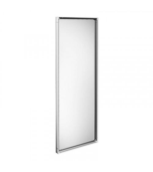 Miroir sol Mirage Pomd'or chromé