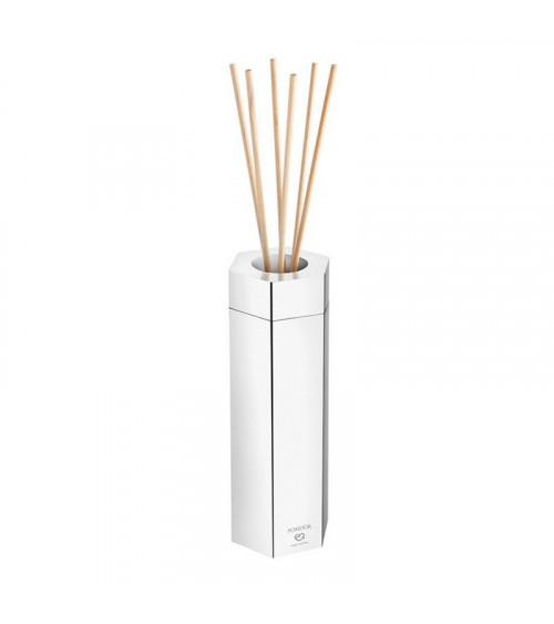 Mikado senteur parfumé à poser Mirage Pomd'or chromé