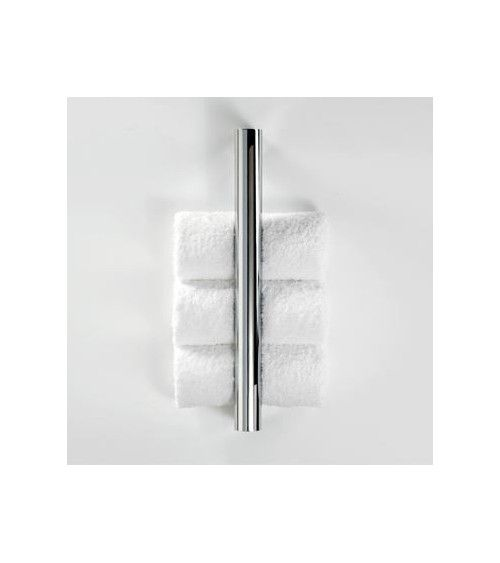 Porte-serviettes vertical - Tube