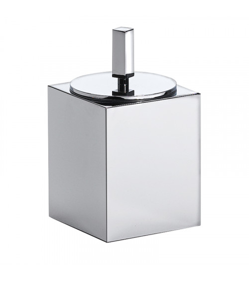 Pot N2 Metric Pomd'or chromé