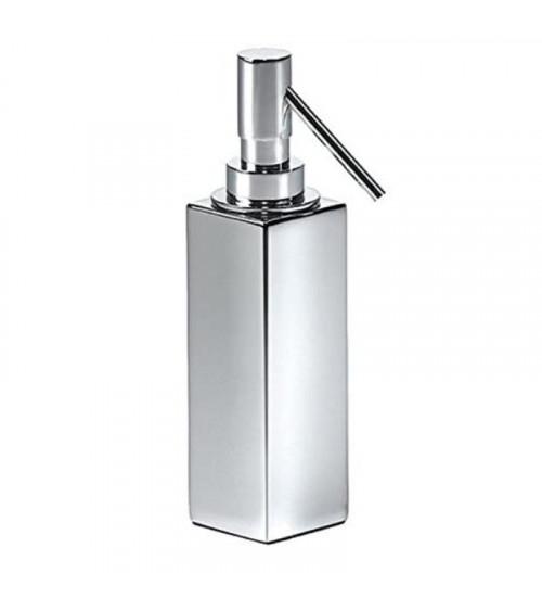 Porte-savon liquide Metric Pomd'or à poser chromé