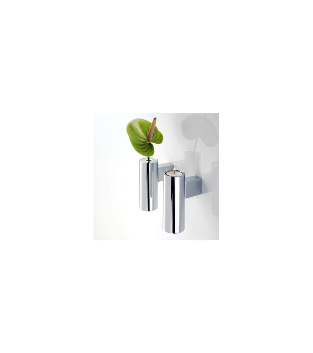 Vase / Bougeoir - Tube