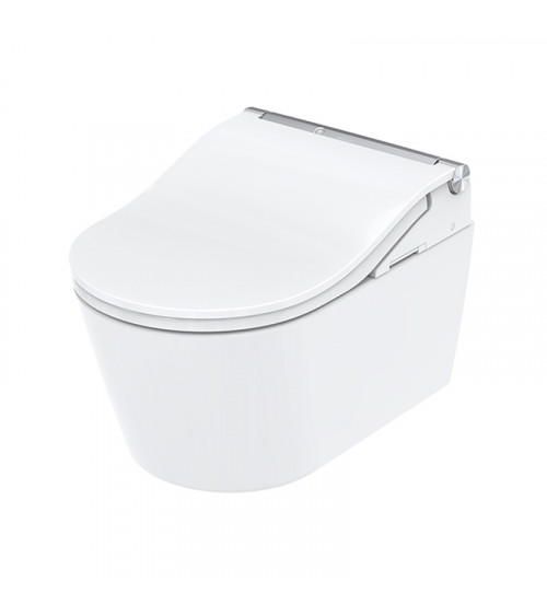WC suspendu Washlet™ RW auto flush Toto blanc