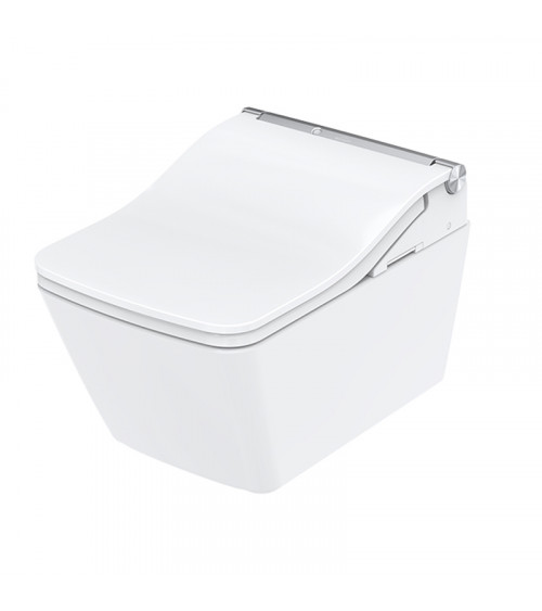 WC suspendu Washlet™ SW Toto blanc