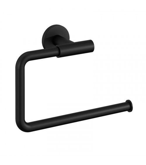 Porte-serviette anneau Architect S+ Cosmic noir matt