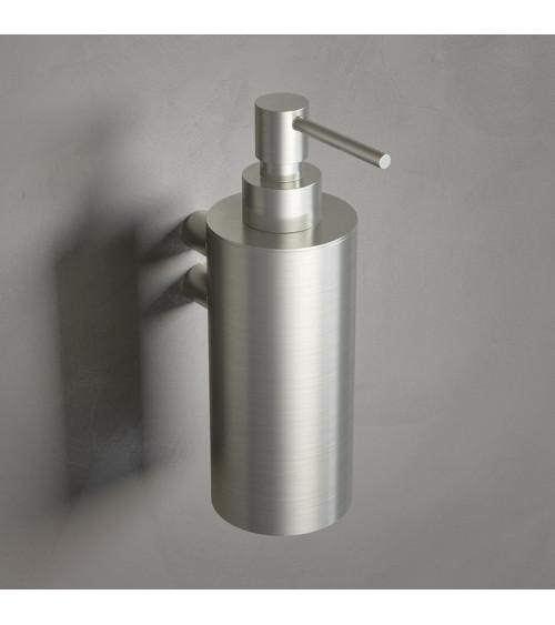 Distributeur de savon mural acier brossé Archie Hotbath