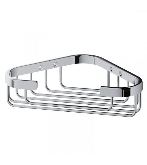 Porte-objets d'angle Cobber Hotbath chromé