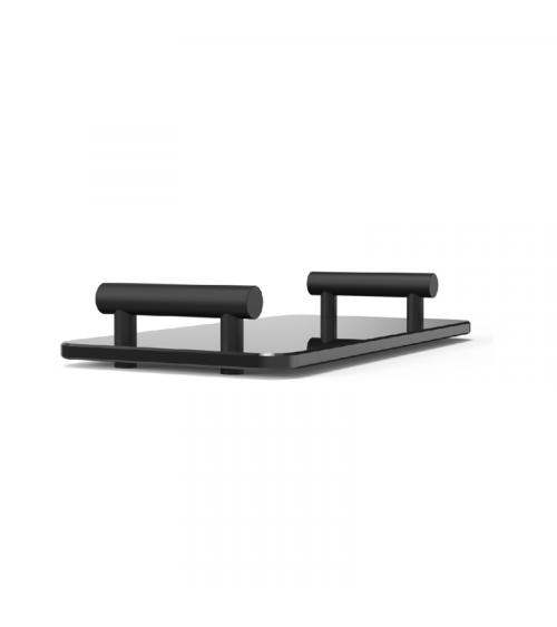 Tableau BAR TAB Bar Decor Walther noir mat/noir acrylique
