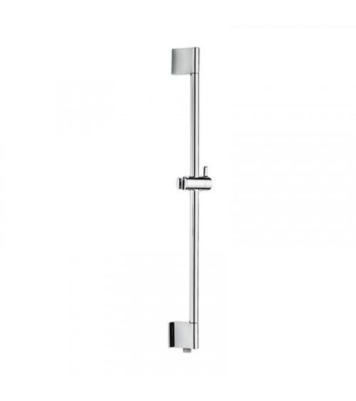 Barre coulissante pour douche Mate Hotbath longueur 90 cm