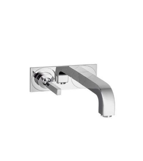 Mitigeur lavabo encastre - Axor Citterio
