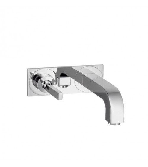 Mitigeur lavabo encastre 220 - Axor Citterio