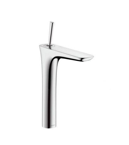 Mitigeur de lavabo surélevé PuraVida 240 Chrome