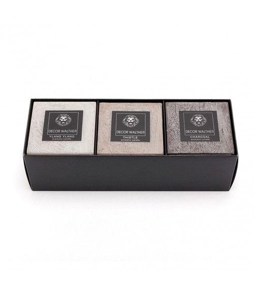 Set x3 bougies parfumées assorties - DKS 5