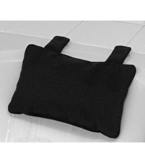 Coussin de baignoire à ventouse - Noir - LOFT NK
