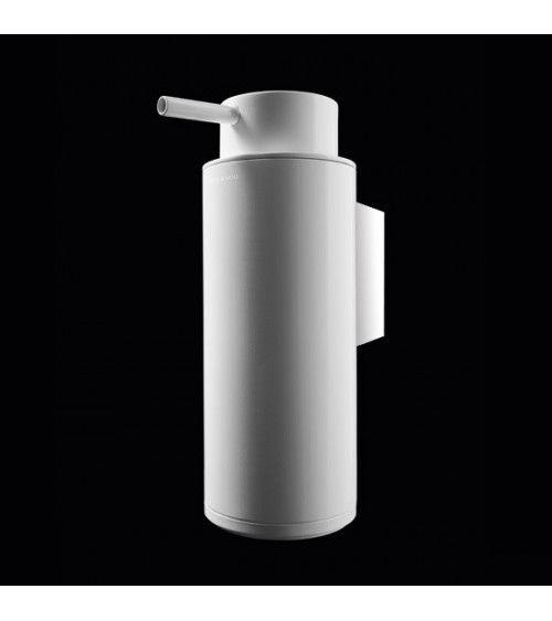 Porte-savon liquide mural blanc - Black & White