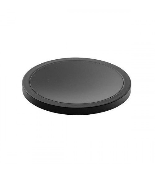Porte-savon à poser noir - Black & White