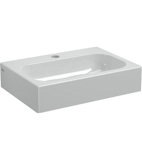 Lave-mains 45cm en ceramique blanche - MINI MATCH ME