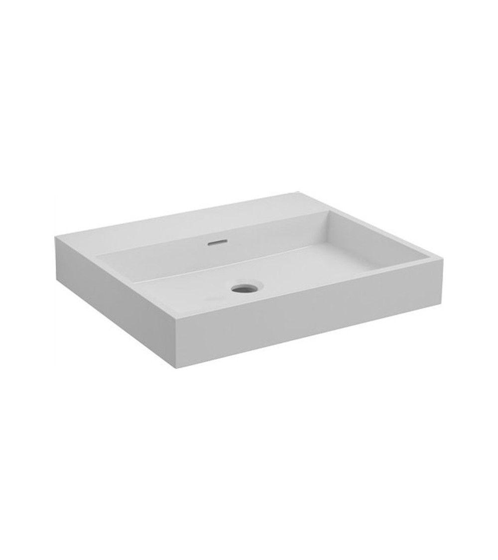wash me lavabo marbre mineral 50cm clou. Black Bedroom Furniture Sets. Home Design Ideas