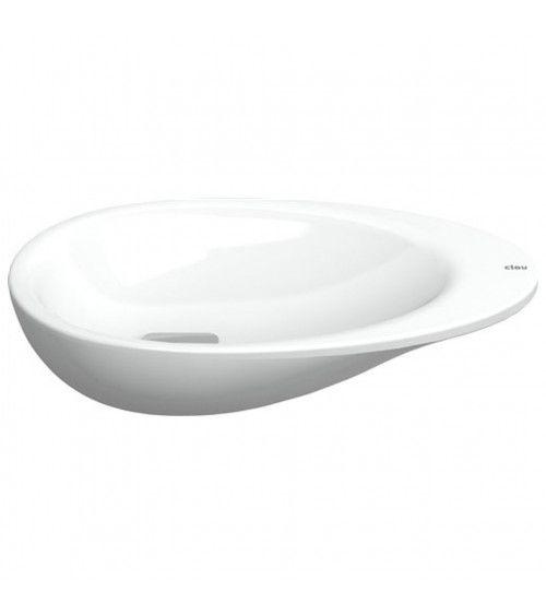 FIRST Vasque lave-mains céramique blanche