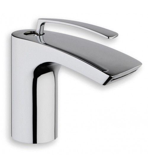 Mitigeur lavabo sans vidage chromé - BOLLICINE