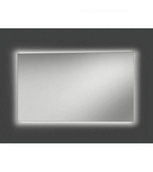Miroir 80 x 120cm avec led diffusion - TLD1