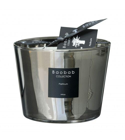 Bougie BAOBAB PLATINIUM