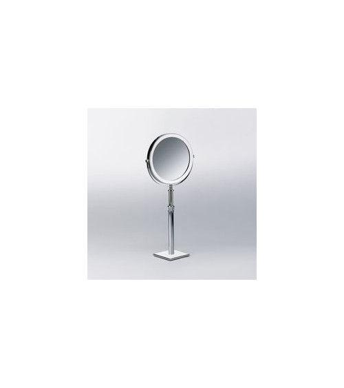 Miroir cosmétique chromé 3x -SP13