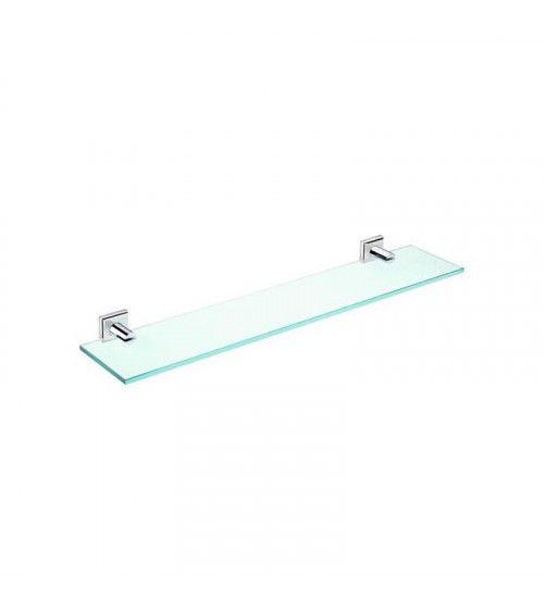 Tablette en verre 60cm Kubic Class à fixer ou à coller