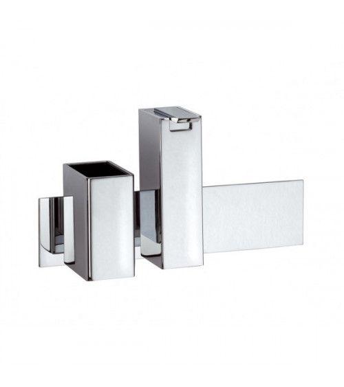 Set porte-brosses / Distributeur savon - Jack