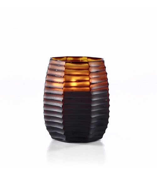 Bougie Amber Cubo S Sage