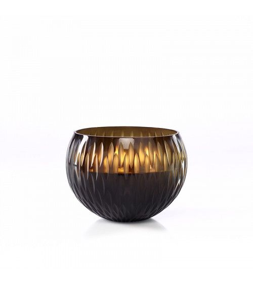 Bougie Amber Sphere XL Safari