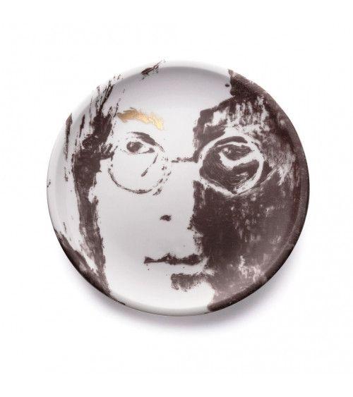Assiette John Lennon
