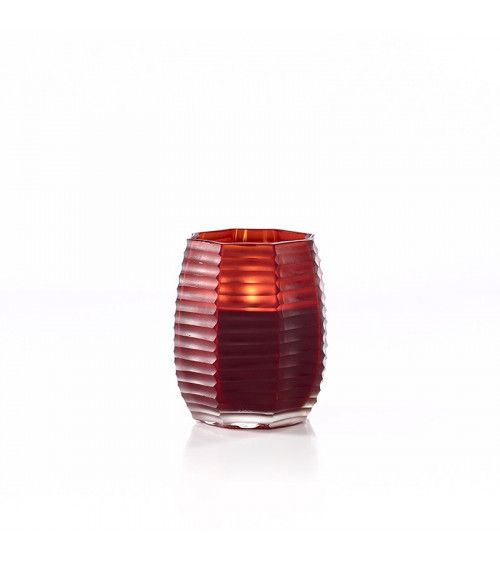 Bougie Red Cubo L Bella Note